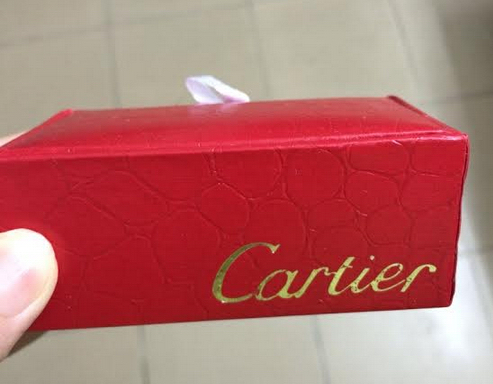 Cartier Cufflinks Box / Buy Wholesale Cartier Box Replica