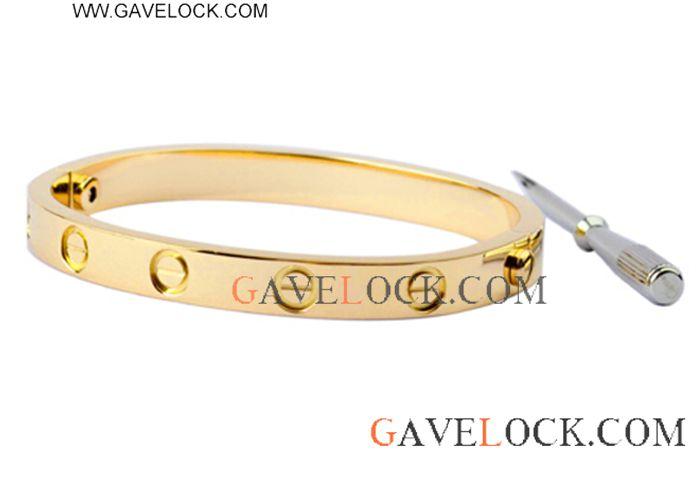 cartier yellow gold love bracelet replica cartier yellow