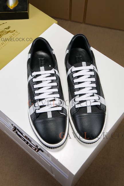 High Quality Burberry Shoes For Sale