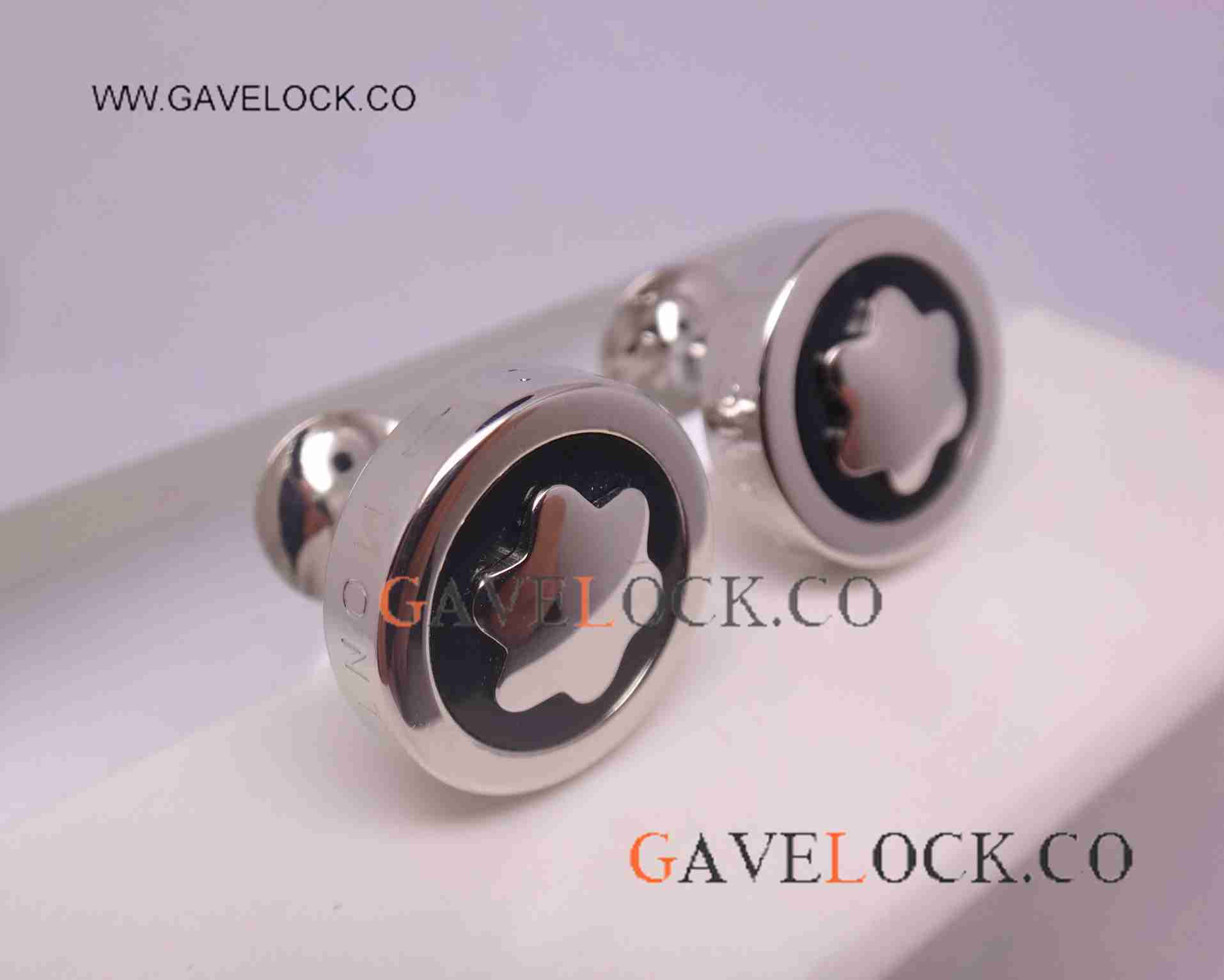 AAA Grade - Hot Sale - Replica Mont blanc Cufflinks Hot Sale