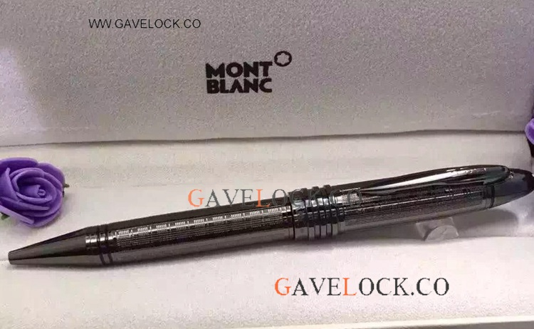 Fake Montblanc John F. Kennedy Collection Black Ball Pen Refill Montblanc