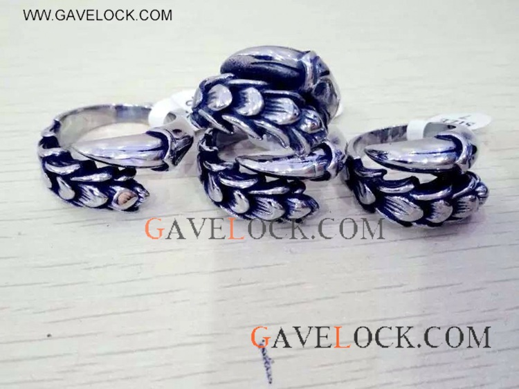 Hip Hop AAA Stainless Steel Ring