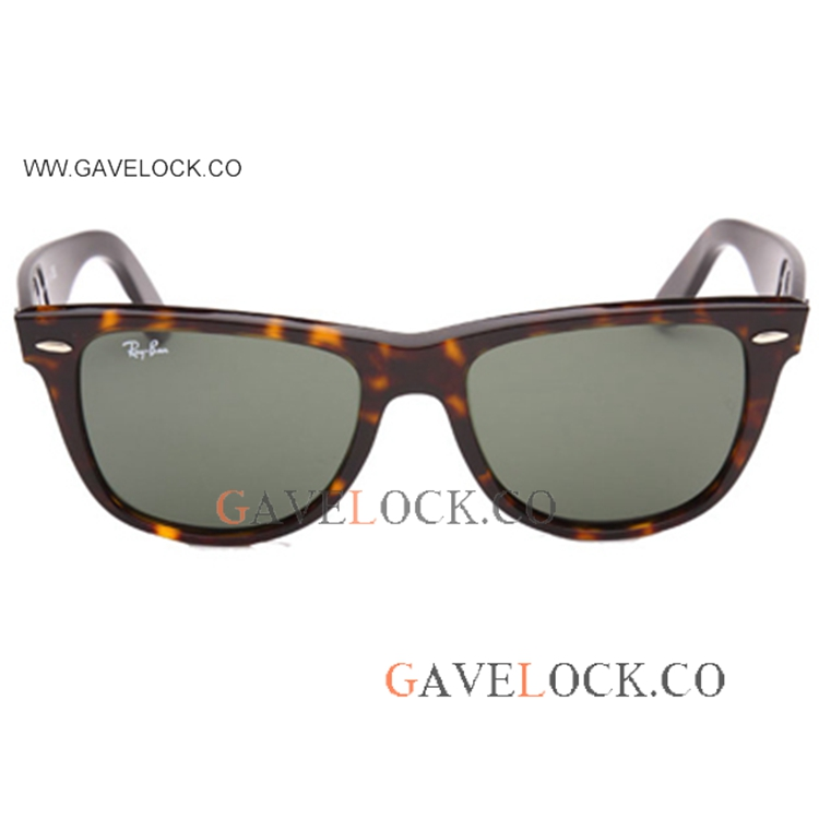 Low Price Replica Ray-Ban Wayfarer Leapord Frame Sunglasses