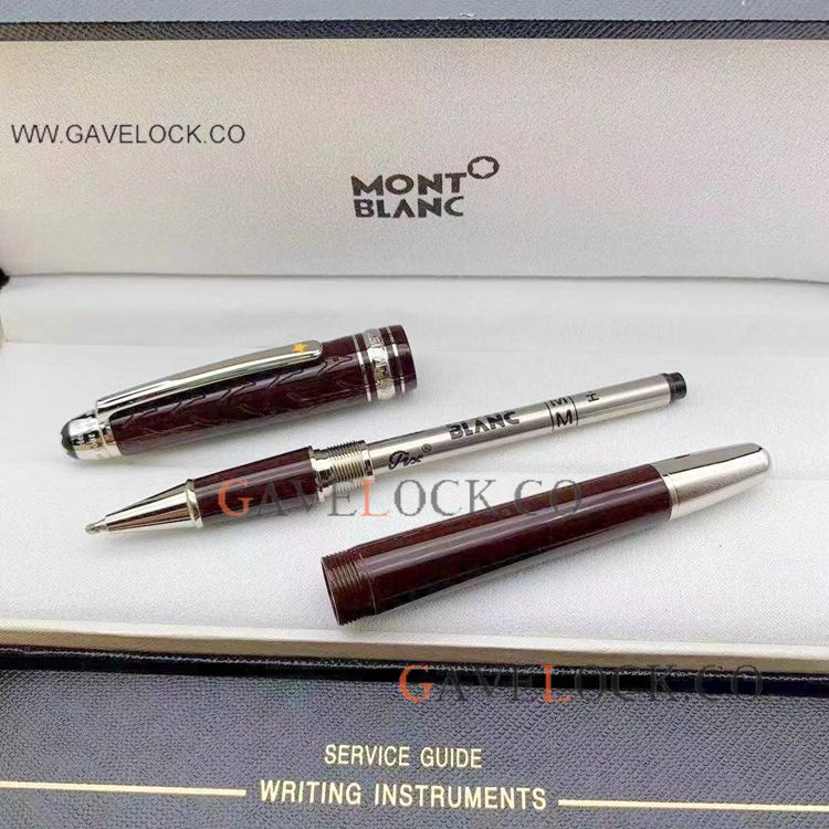 New Copy Montblanc Petit Prince Rollerball Pen 145 Medium Size