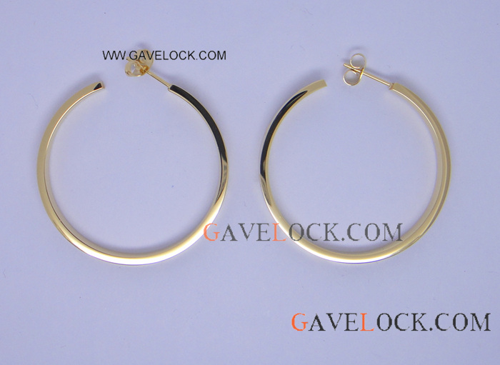Gold Replica Jewelry in Yellow Gold Replica